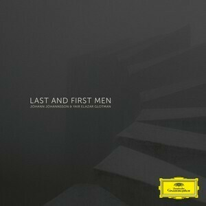 Jóhann Jóhannsson & Yair Elazar Glotman - First And Last Men LP + Blu-Ray