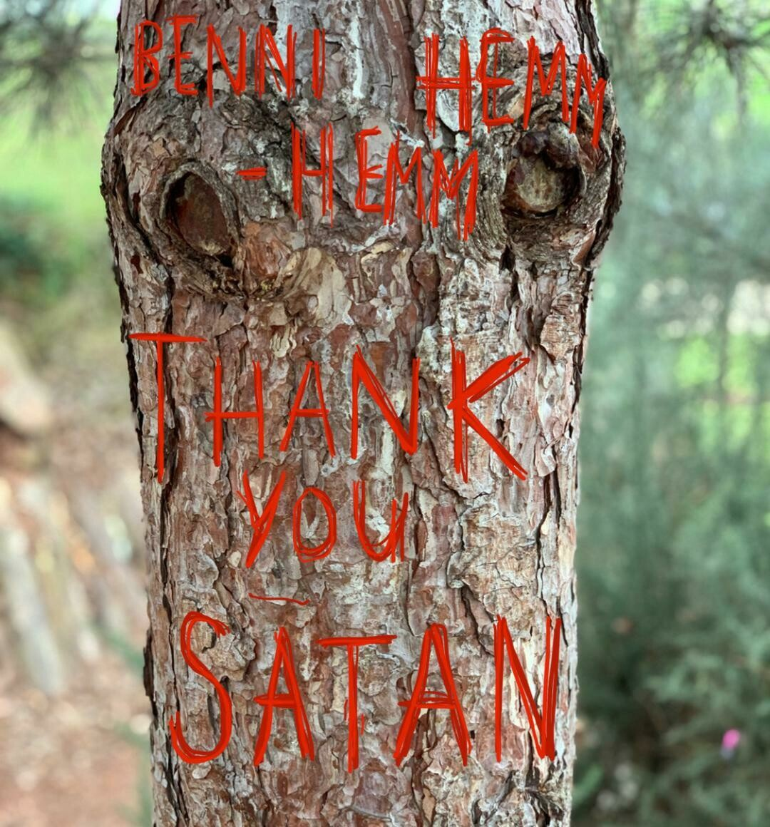 Benni Hemm Hemm - Thank You Satan LP