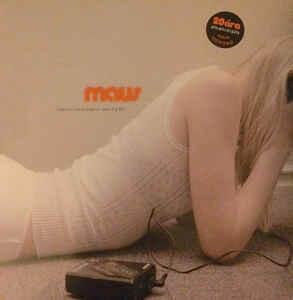 Maus - Í Þessi Sekúndubrot Sem Ég Flýt LP (Frosted Clear)