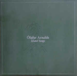 Ólafur Arnalds - Island Songs CD + DVD