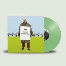 Þursaflokkurinn - Hinn Íslenzki Þursaflokkur LP (Remastered Green Vinyl)