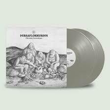 Þursaflokkurinn - Ókomin Forneskjan 2LP (Remastered Grey Vinyl)