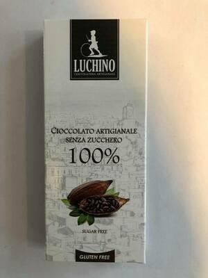 Luchino Súkkulaði 100% 100gr.