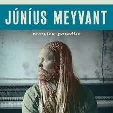 Júníus Meyvant - Rearview Paradise EP LP (Turquoise Colored Vinyl)