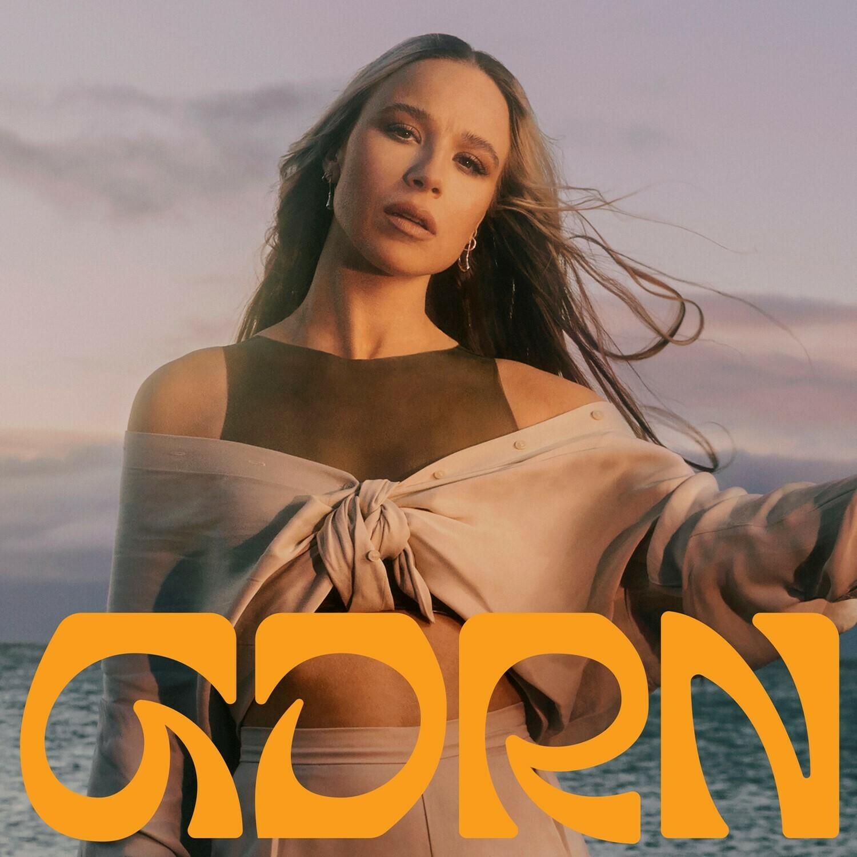GDRN - GDRN LP (Litaður vínyll)