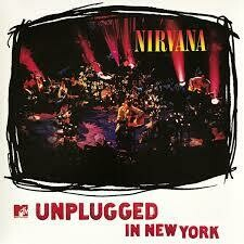 Nirvana - Unplugged LP (Vinyl Reissue)