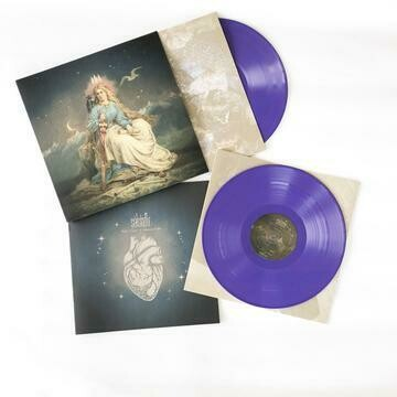 SÓLSTAFIR - ENDLESS TWILIGHT OF CODEPENDENT LOVE LP (Opaque Purple Vinyl) Limited 300 copies