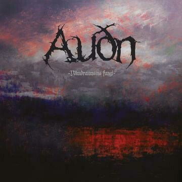 Auðn - Vökudraumsins Fangi LP (Crystal Clear Vinyl) Limited 300 Copies