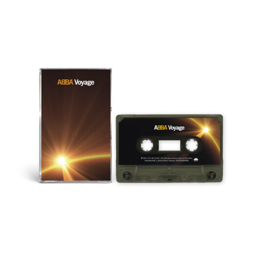 ABBA - Voyage MC (Kassetta)