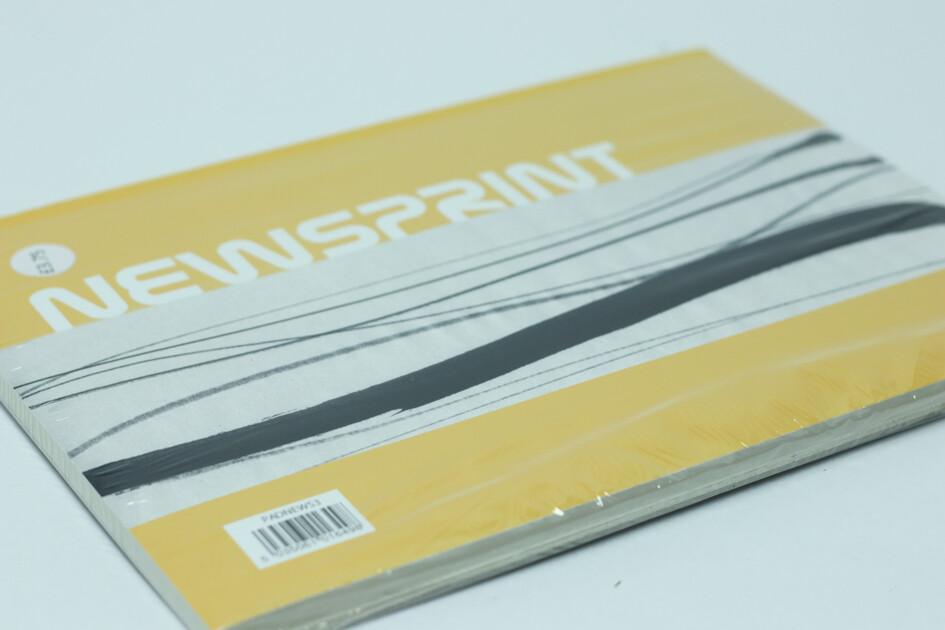 Newsprint Pad