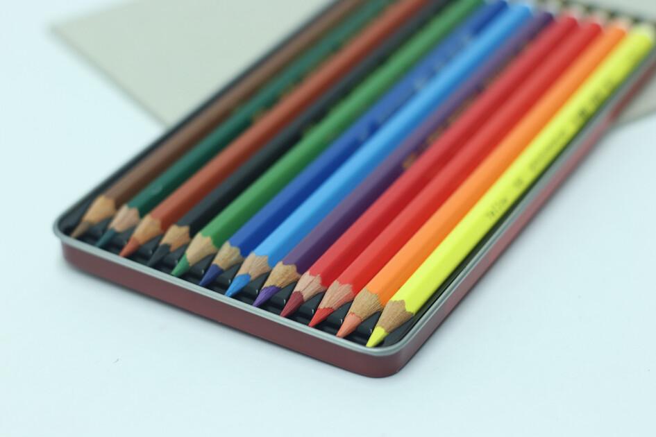 Artists Colouring Pencils