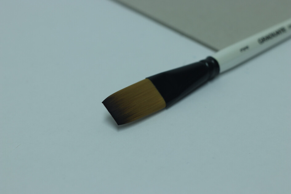 Daler Rowney Graduate Brush - 3/4 One Stroke
