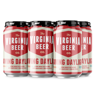 Saving Daylight Citrus Wheat - 6-Pack