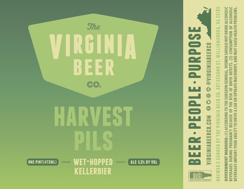 Harvest Pilsner - 4-Pack