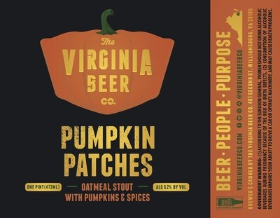 Pumpkin Patches - 4-Pack