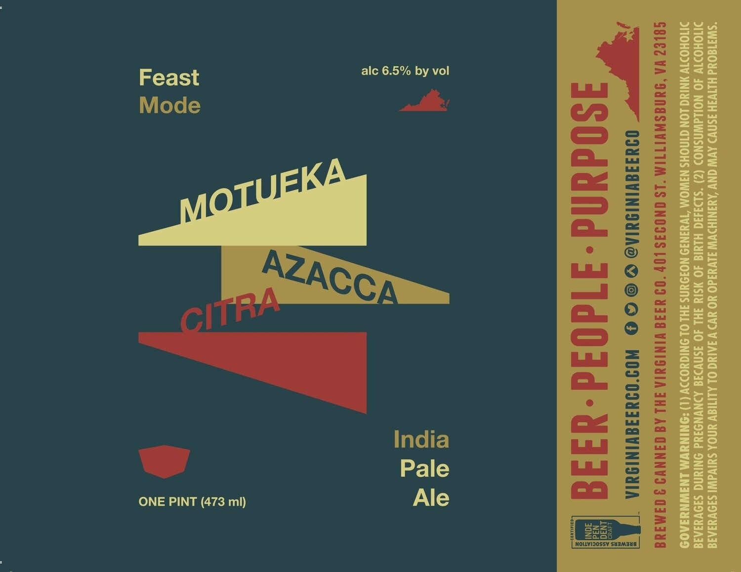 Feast Mode IPA - 4-Pack