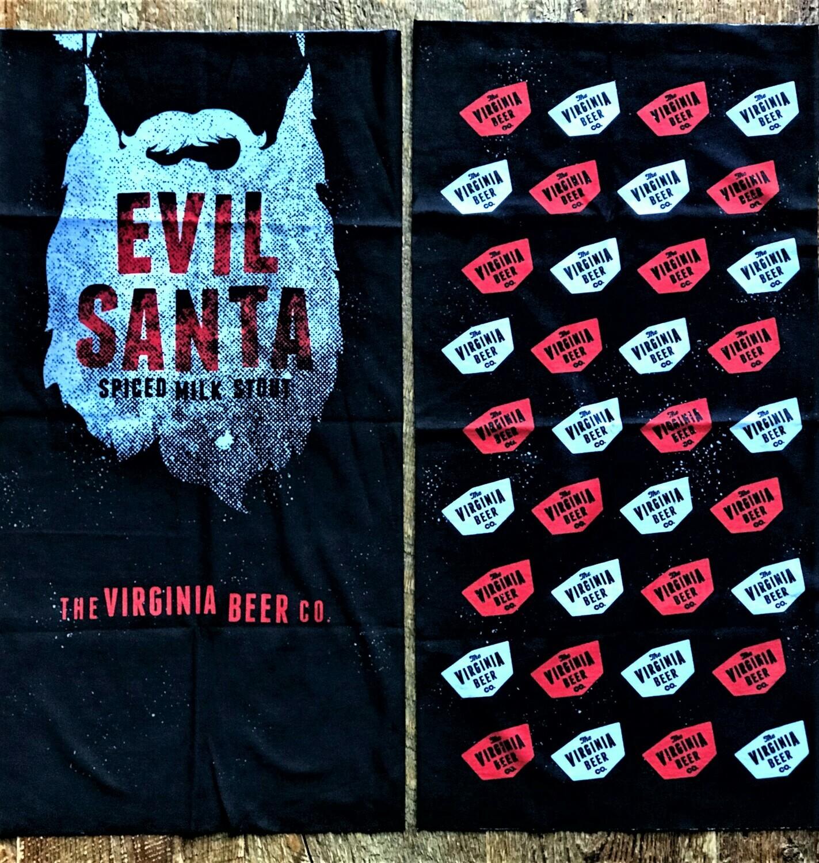 Evil Santa Neck Gaiter