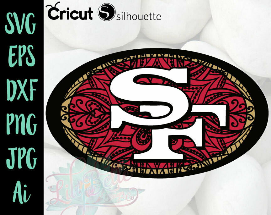 San Francisco 49ers Mandala