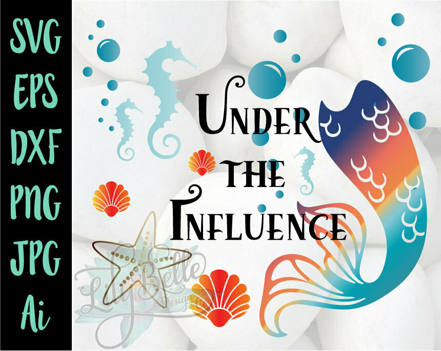Under the Influence SVG