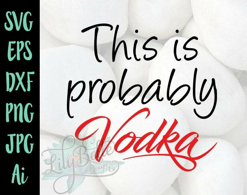 This is probably Vodka SVG