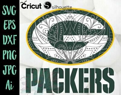 Green Bay Packers Mandala