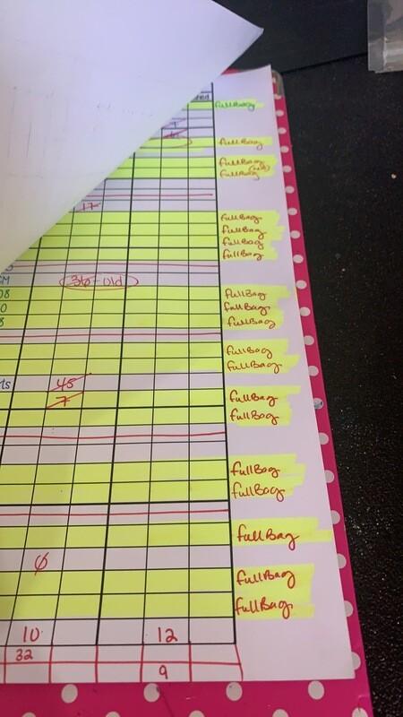 Glitter Product List - PDF