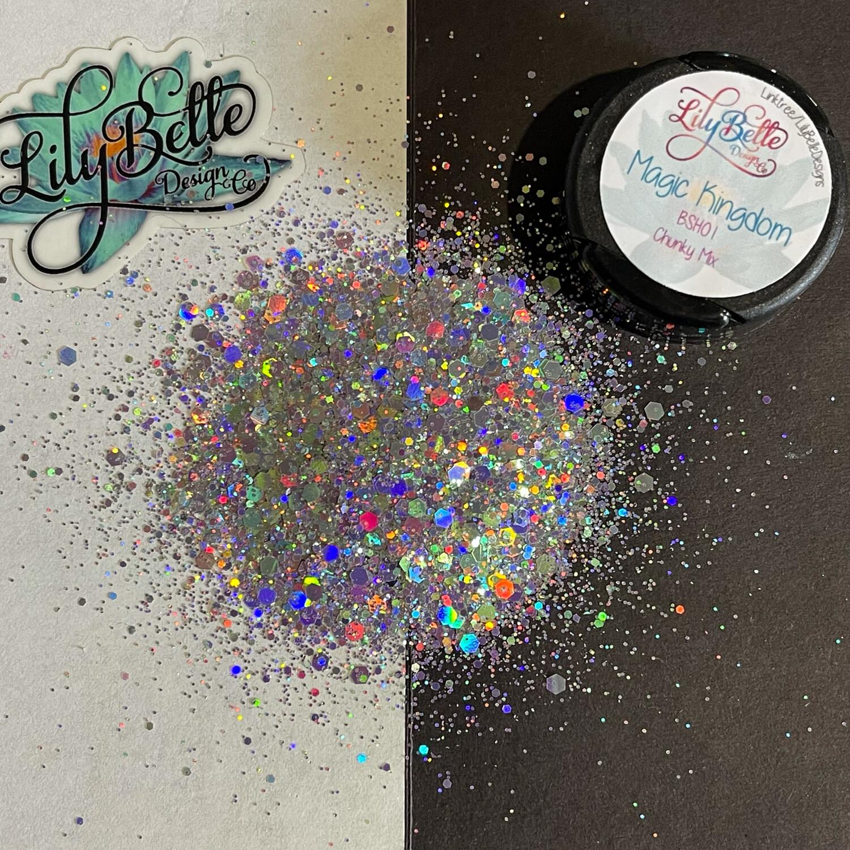 Magic Kingdom Chunky Mix