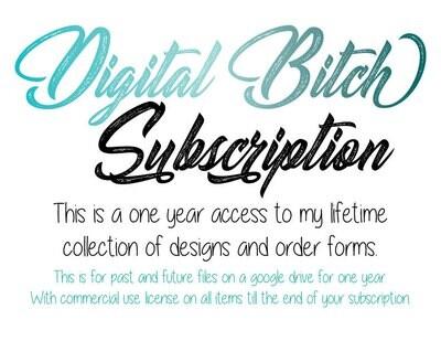 Digital Bitch Full Access