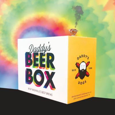 Spring Beer Box