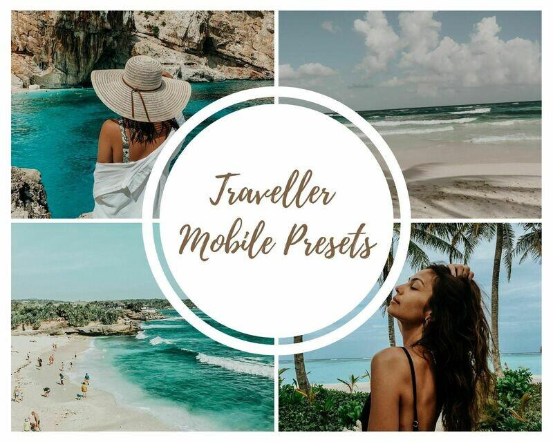 Traveller Mobile Presets Vol. 10