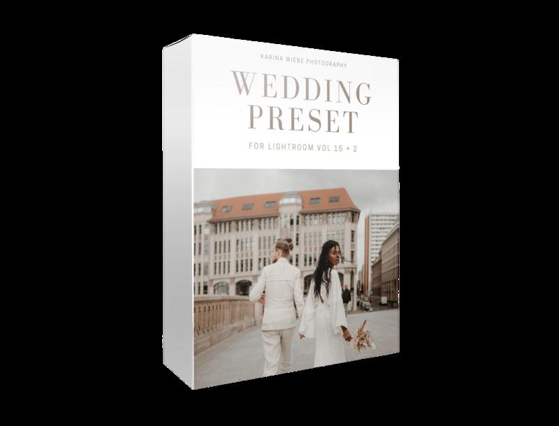 Wedding Preset Collection Vol 15+2 - Desktop Version 2.0
