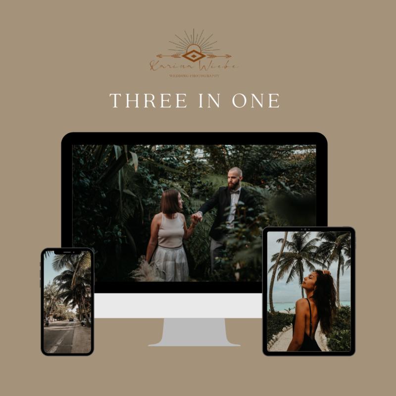 All in ONE | Desktop Preset 1.0 Vol.5 | Botanical & Traveller Mobile Presets Vol. 16