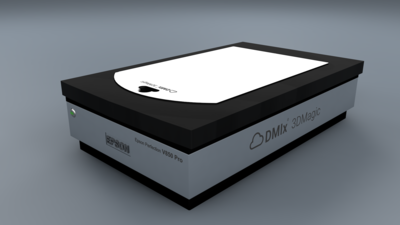 DMIx 3DMagic Scancover