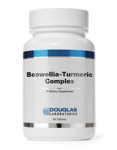 Boswellia-turmeric Complex