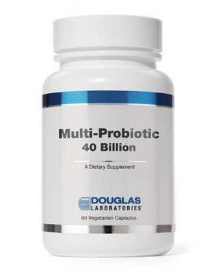 Multi-Probiotic 40 Billion