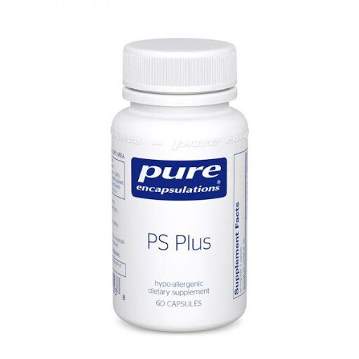 Phosphatidyl Serine Plus (PS Plus)