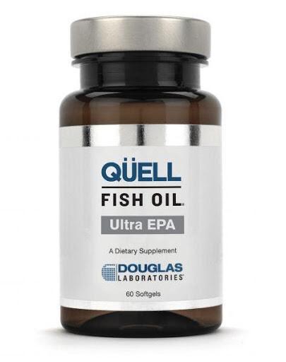 Quell Fish Oil Ultra EPA