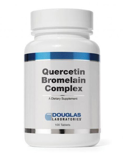 Quercetin Bromelain Complex