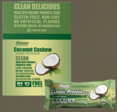 Mauer- Coconut Cashew
