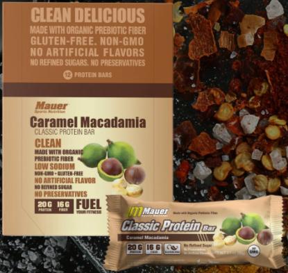 Mauer Caramel Macadamia