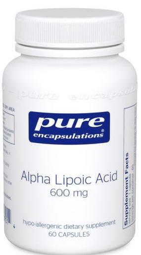 Alpha Lipoic Aicd
