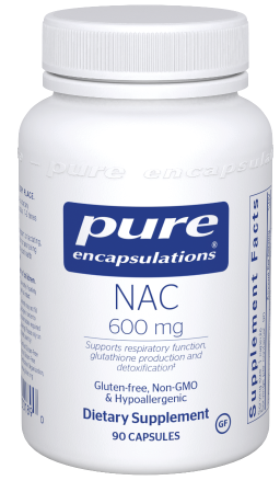 N-Acetyl-l-Cysteine- Pure Encapsulations