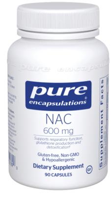 N-Acetyl-l-Cysteine- Pure Encapsulations