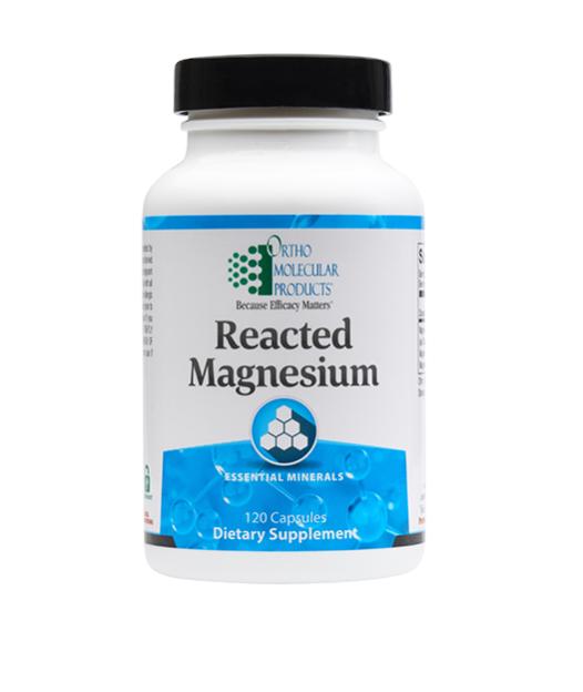 Reacted Magnesium