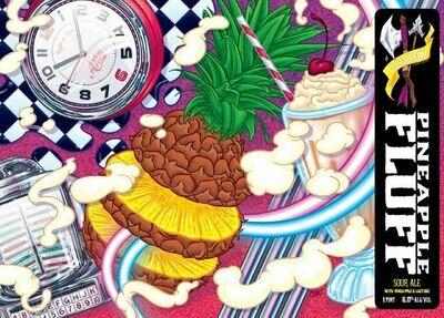 Pineapple Fluff - 4pk
