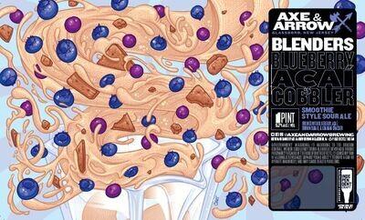Blender - Blueberry Acai - 4pk