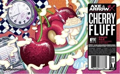 Cherry Fluff - 4pk