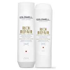 Goldwell Dual Senses Rich Repair Shampoo and Conditioner Set