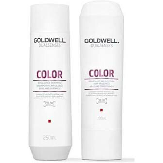 Goldwell Dual Senses Color Shampoo and Conditioner Set