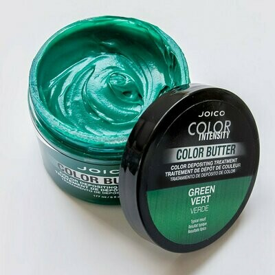 Joico Color Butter - Green 177ml